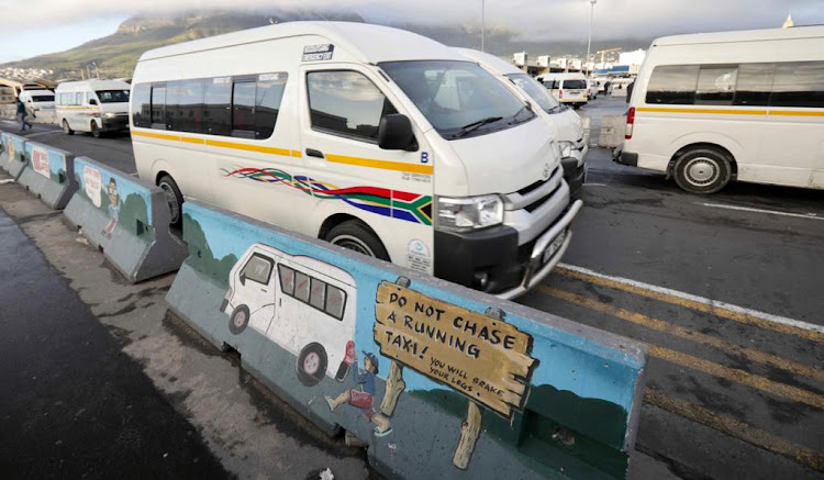 Commuters in the Western Cape were able to get to work on Monday June 22 2020 as taxi operators did not follow their colleagues in Gauteng in embarking on a strike.
