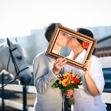 Wedding photographer Aleksandr Khalaev (Kyker). Photo of 28.11.2014