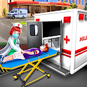 Ambulance Doctor Hospital - Rescue Game icon