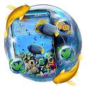 Sea World Launcher Theme icon