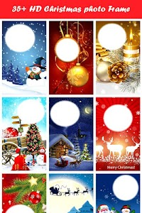 Christmas Photo Frame Editor screenshot 5