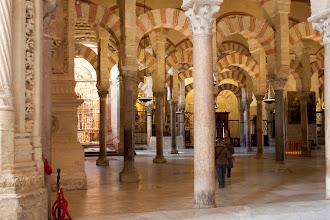 Photo: über 850 Säulen