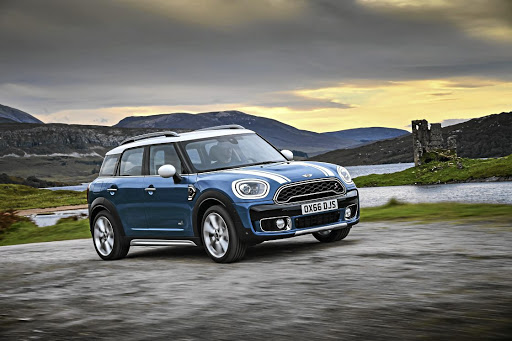 The Mini Countryman. Picture: NEWSPRESS