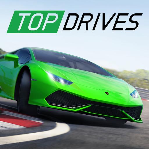 Top Drives – Car Cards Racing