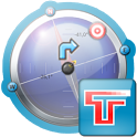 Compass: GPS, Search, Navigate icon