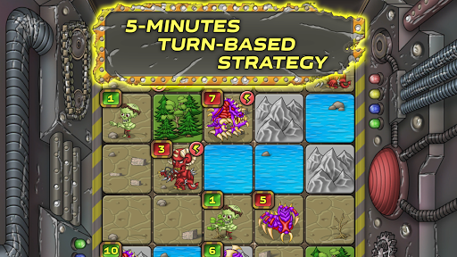Small War 2 - turn-based strategy online pvp game screenshot 1