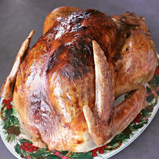 Perfect Turkey Rub.