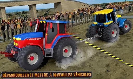 TIREZ match tracteur Jeux  captures d'écran 1