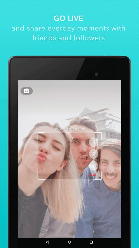 Streamago - Live Video Streaming screenshots