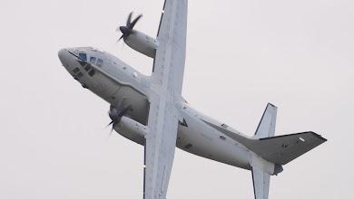 Photo: C-27 Spartan