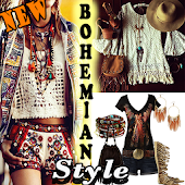 Bohemian Style Clothing and Accessories