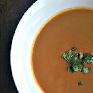 Creamy African Peanut Soup