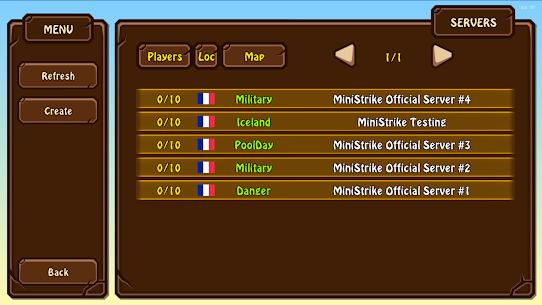 MiniStrike Mod Apk 3.7 (No Ads) 4