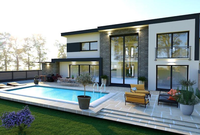 Vente Terrain + Maison - Terrain : 1000m² - Maison : 130m² à Coupvray (77700)