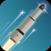 Space Frontier rocket