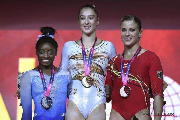 """Nina Derwael dans l'histoire du sport belge: """"Je ne m'en rends pas encore compte"""""""
