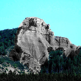 Gibraltar by Keysha Wallace-Patton - Nature Up Close Rock & Stone