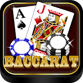 Vegas Baccarat Casino Game