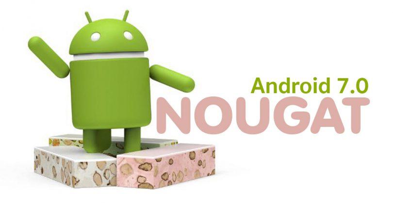 Android Nougat 7.0 : Caratteristiche, Novità e Funzioni
