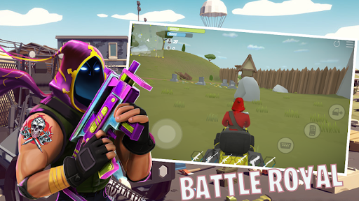 Fortline Royale Battle 3D 1.0 screenshots 1