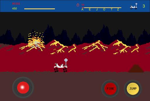 Moon Patrol modavailable screenshots 5