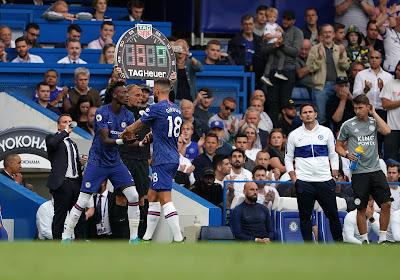 Sur le départ, un attaquant de Chelsea serait estimé à 45 millions d'euros