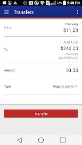 Edwards Federal Credit Union screenshot 2