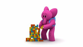 Pocoyo Plays With Friends