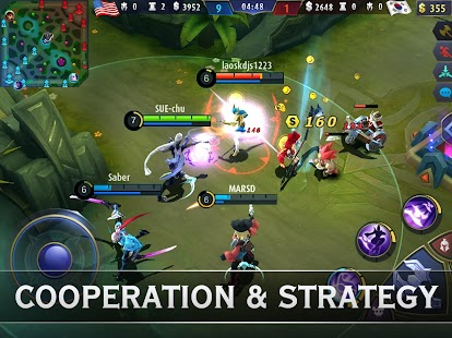 Mobile Legends: Bang Bang Screenshots