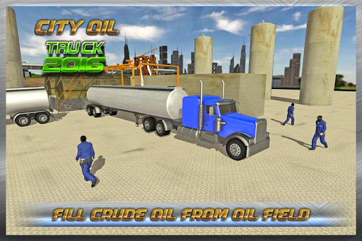無料模拟Appの輸送トラック:オイルタンカー|記事Game