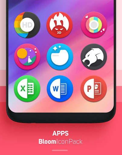Download Bloom Icon Pack MOD APK 2019 Latest Version