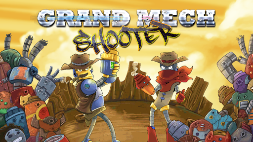 Grand Mech Shooter Open Beta