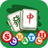 Mahjong Scratch -  Win Prizes & Redeem Rewards