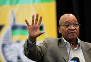 Former president Jacob Zuma says there is no such a thing as the state having been captured