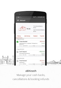 AbhiBus – Online Bus Ticket Booking, Hotel Booking 8