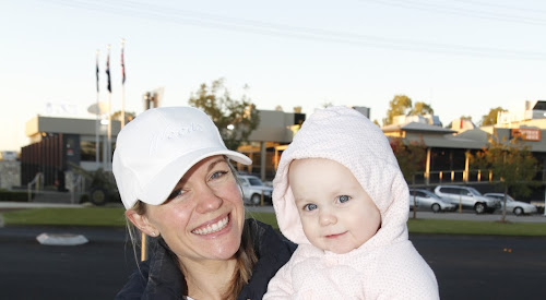 Martina Boyle is ready to celebrate Mother's Day with her daughter Evie Boyle.