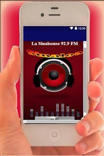 radio de sinaloa - náhled