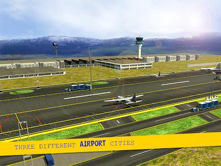 Cargo Plane City Airport 1.0 screenshot 69652