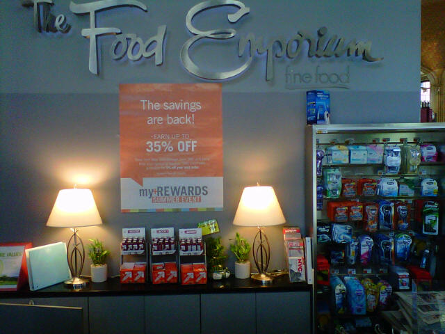 Photo: You can now buy EBOOST Super Berry Shots and Orange powder at all NY The Food Emporium locations. Check it out!