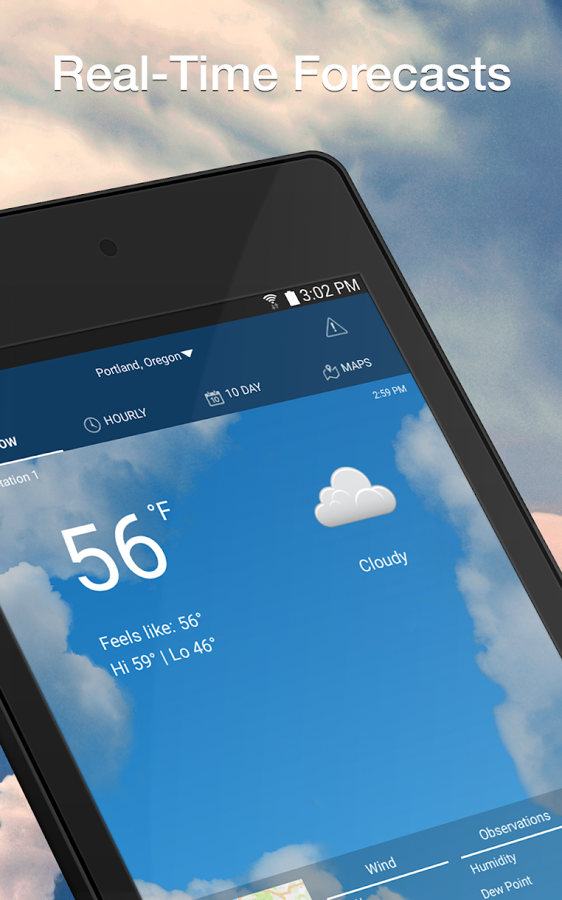 Weather Elite by WeatherBug Screenshot 11