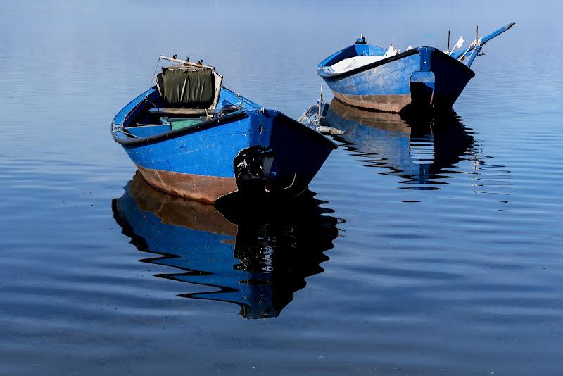 M'è dolce il naufragar in questo mare di Nefti-Monica