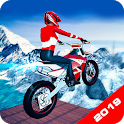 Drift Bike Games - Snow Mountain Motocross icon