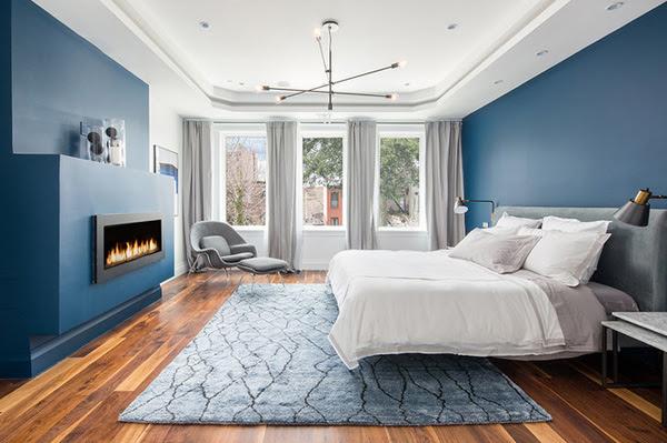 5 tông màu thiết kế cho phòng ngủ lãng mạn 7
