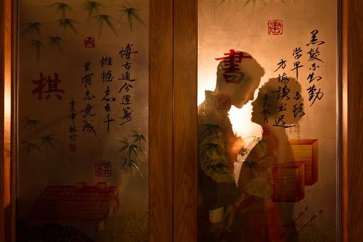 婚礼摄影师 Ping Lu (xslp2004). 30.04.2017的图片