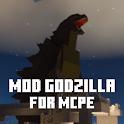 Mod Addon Godzilla for MCPE icon