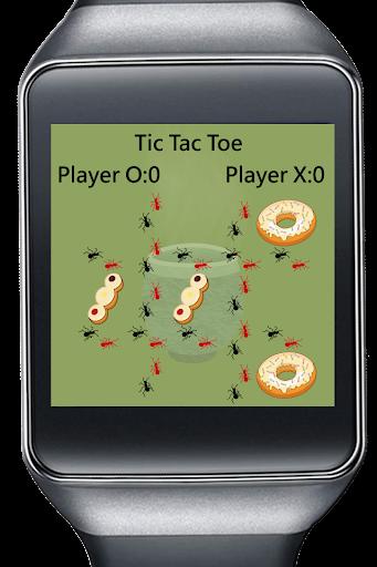 TicTacToe-Wear 井字遊戲