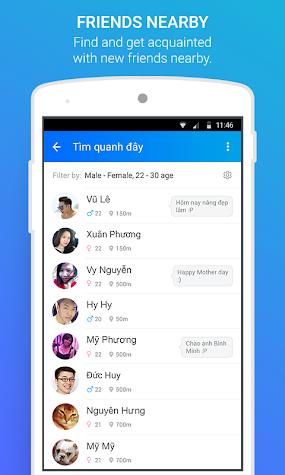 Zalo - Video Call Screenshot
