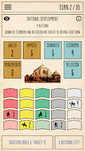 Constantinople Board Game - náhled