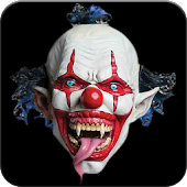 Scary Clown Wallpaper