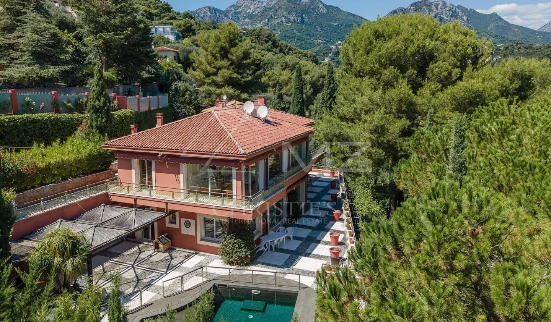 Villa avec piscine Roquebrune-Cap-Martin